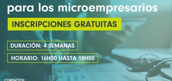 Curso de Contabilidad Intermedia para Microempresarios
