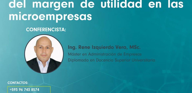 Webinar: Estrategias en la determinación del margen de utilidad en las microempresas