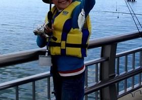 ちょい投げ釣り体験&試食会 釣りの季節はこれから! 2014年5月11日