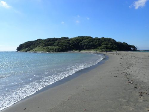 静かになった沖ノ島