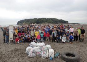 国際海岸クリーンアップ 2018年10月6日(土)に開催します!