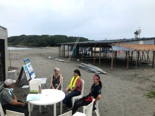 終わりゆく沖ノ島の夏