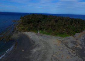 お知らせ:沖ノ島にて海岸清掃等が行われます。11/10(日)9時~16時