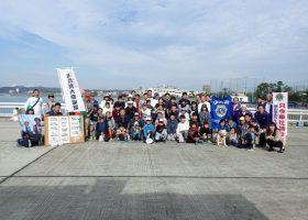 第7回 館山夕日桟橋 ちょい投げ釣り大会 終了しました!