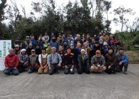 「50年後の森の再生へ」沖ノ島・森の環境再生ワークショップ 2020年11月29日(日)10:00~開催しました!