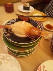 600 yen plate