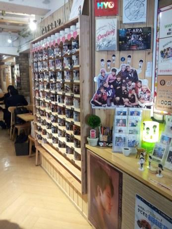 kpop cafe