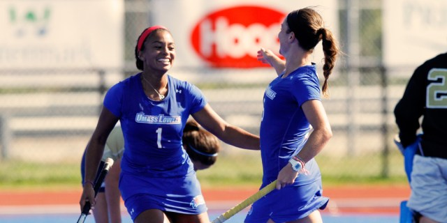 Bianca Jones and the field hockey team earn two of the top 10 moments of the fall sports season. Photo Credit: Christopher Tran/Connector