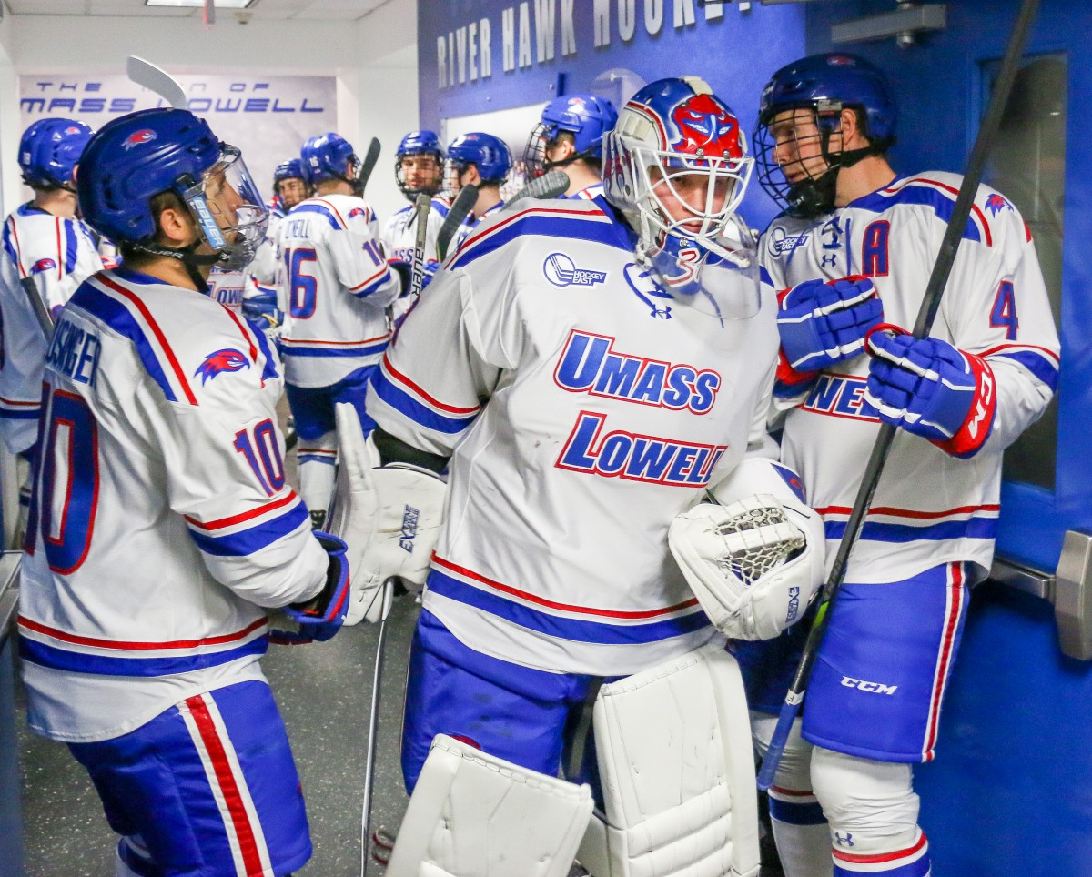 Hockey East: River Hawk Hockey In Crisis