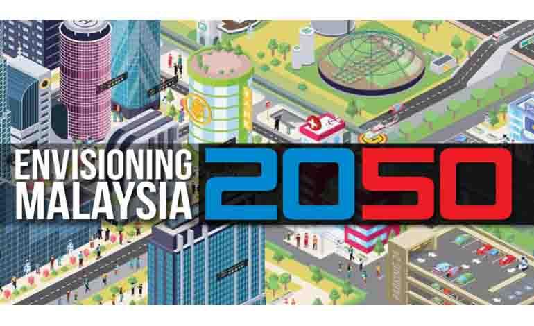 رؤية ماليزيا 2050   بالإنكليزية