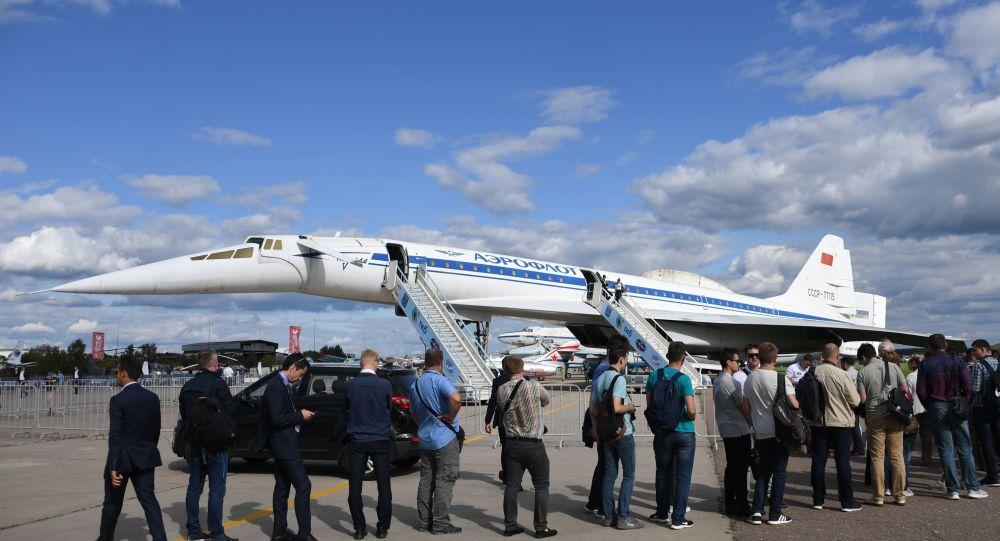 طائرة تفوق سرعة الصوت روسية إماراتية سعودية مشتركة تكون جاهزة في عام 2027