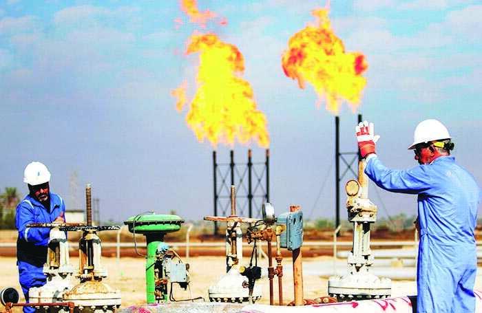 العراق بحلول عام 2025: ترفع إنتاج النفط إلى 7 ملايين برميل يومياً