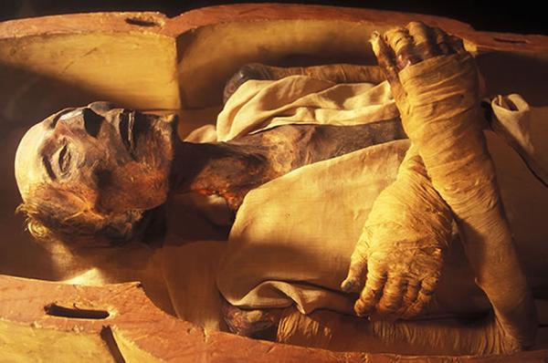 समद्र से मिले फिरौन की लाश | रामसेस २