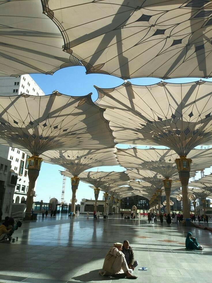 मस्जिदे नबवी की तामीर