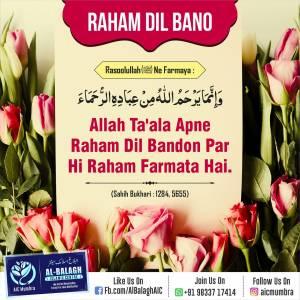 Raham Dil Bano