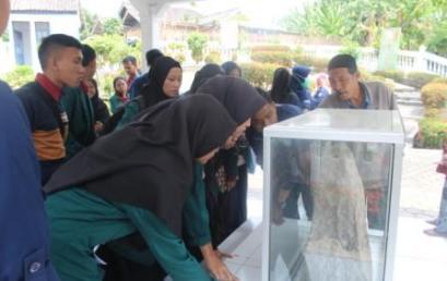 Kenalkan Objek Sejarah di Lampung, Pendidikan Sejarah UM Metro adakan SOS