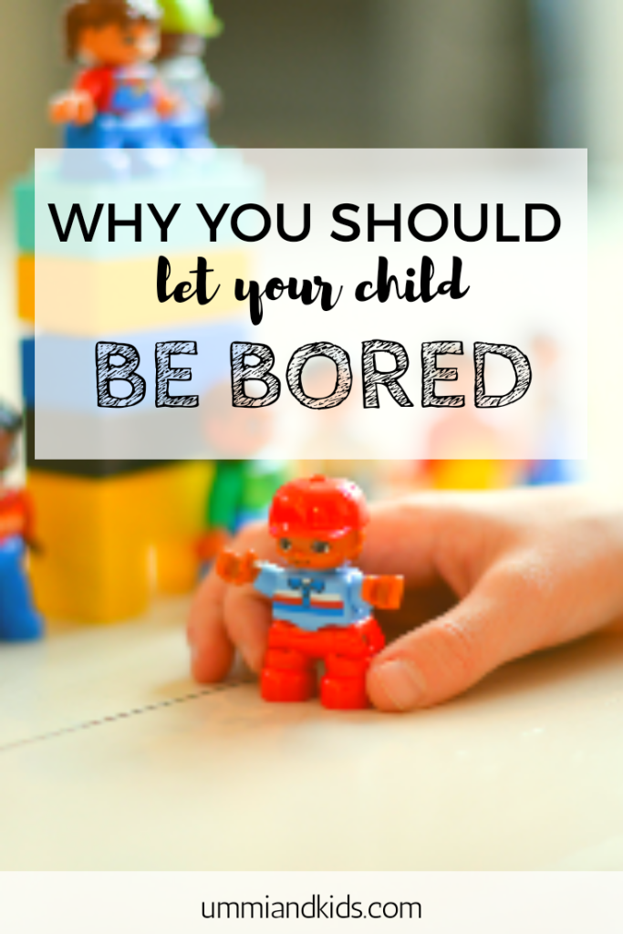 Why you should let your child be bored