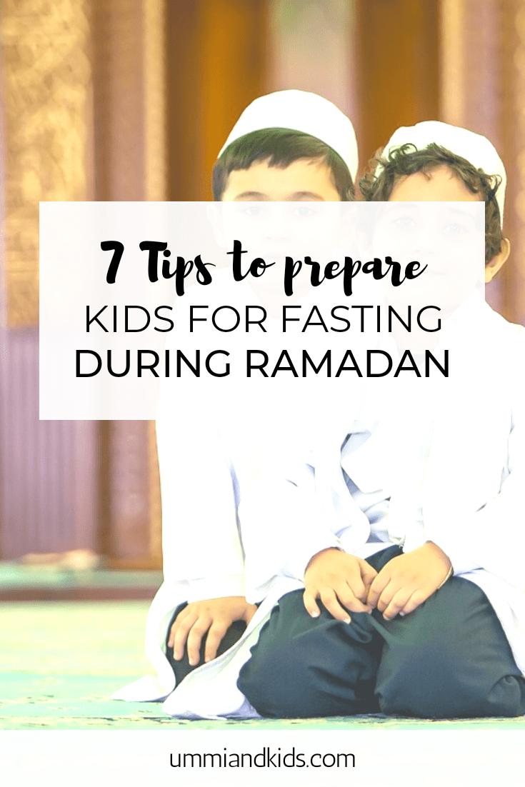 7 tips to prepare kids for fasting during ramadan | 5 Pillars of Islam
