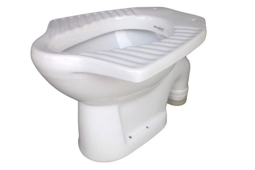 Anglo Indian Combination toilet