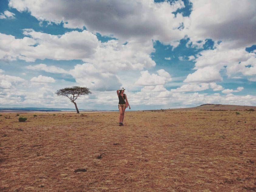 budget safari in Masai Mara Kenya | Ummi Goes Where?