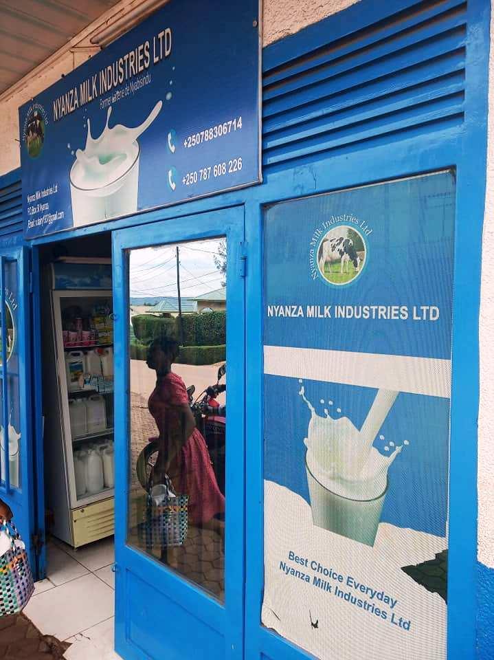 Milk Bar Nyamirambo Kigali Rwanda