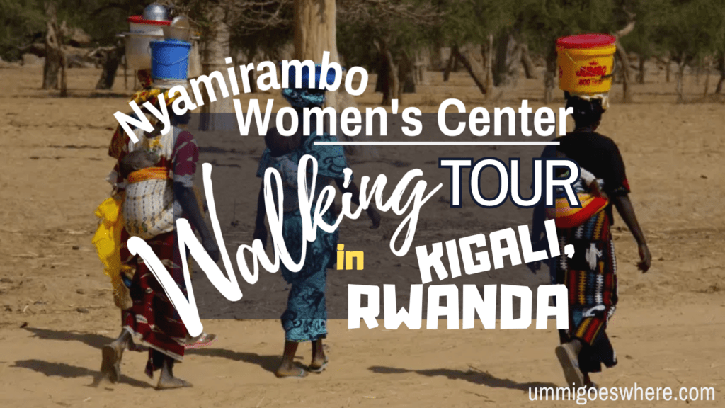 Nyamirambo Walking Tour | Ummi Goes Where?