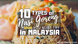 10 Types of Nasi Goreng that You Must Try in Malaysia | Ummi Goes Where?