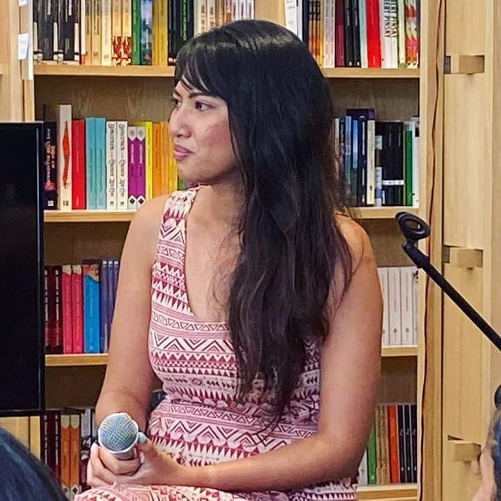 2020 anthology book launch at Lit Books
