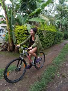 Mountain Biking Arusha Tanzania | Ummi Goes Where?