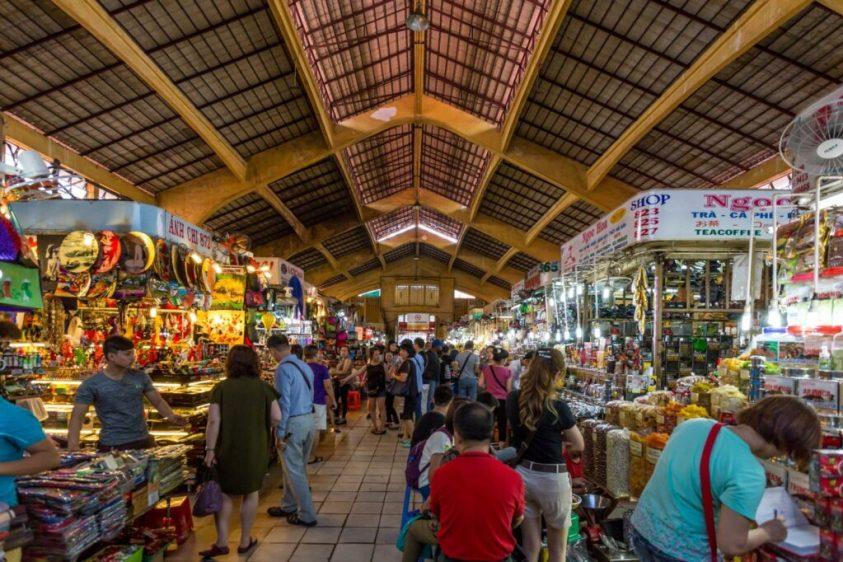 Ben Thanh Market, Vietnam | Ummi Goes Where?
