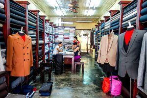Vietnam tailor