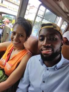 Bus in Dar es Salaam