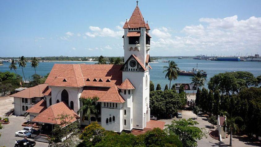 Azania Lutheran Church, Dar es Salaam
