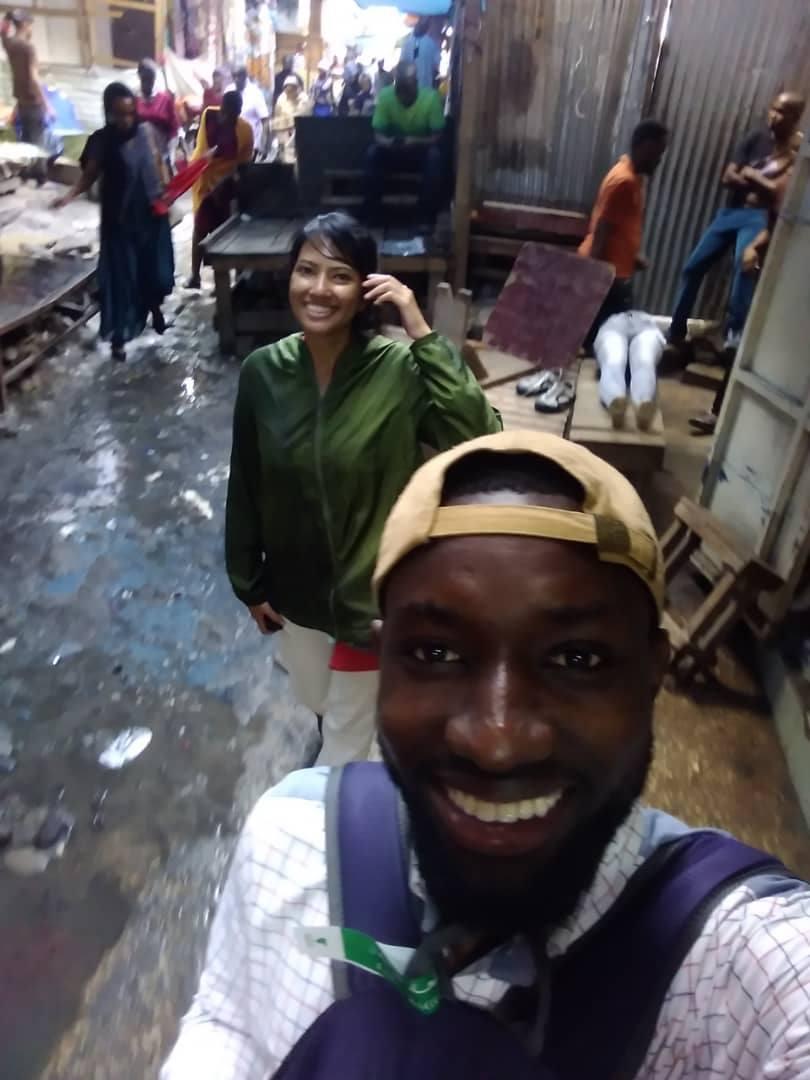 Kariakoo Market, Dar es Salaam