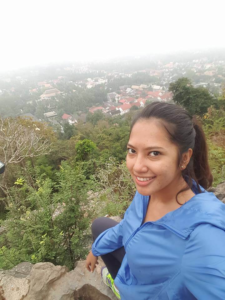 Mount Phousi Luang Prabang Laos