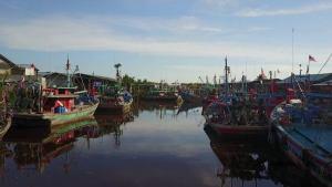 Sekinchan Fishing Village