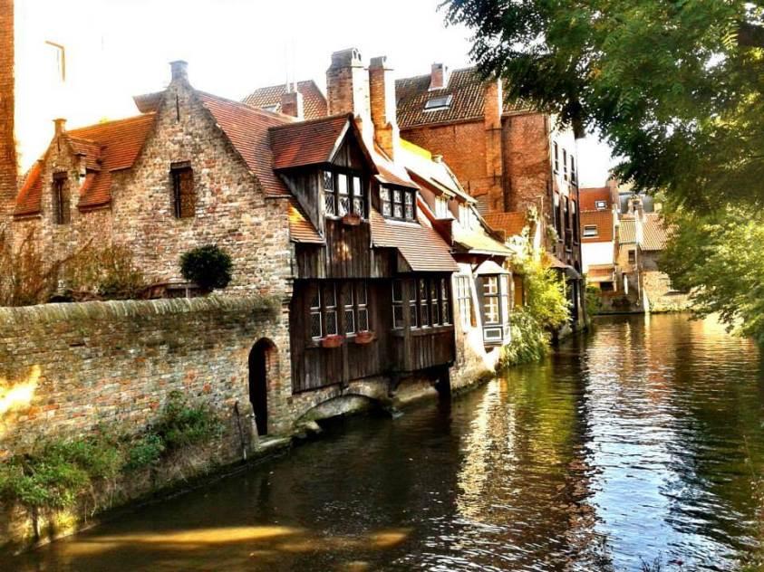 Bruges on a day trip