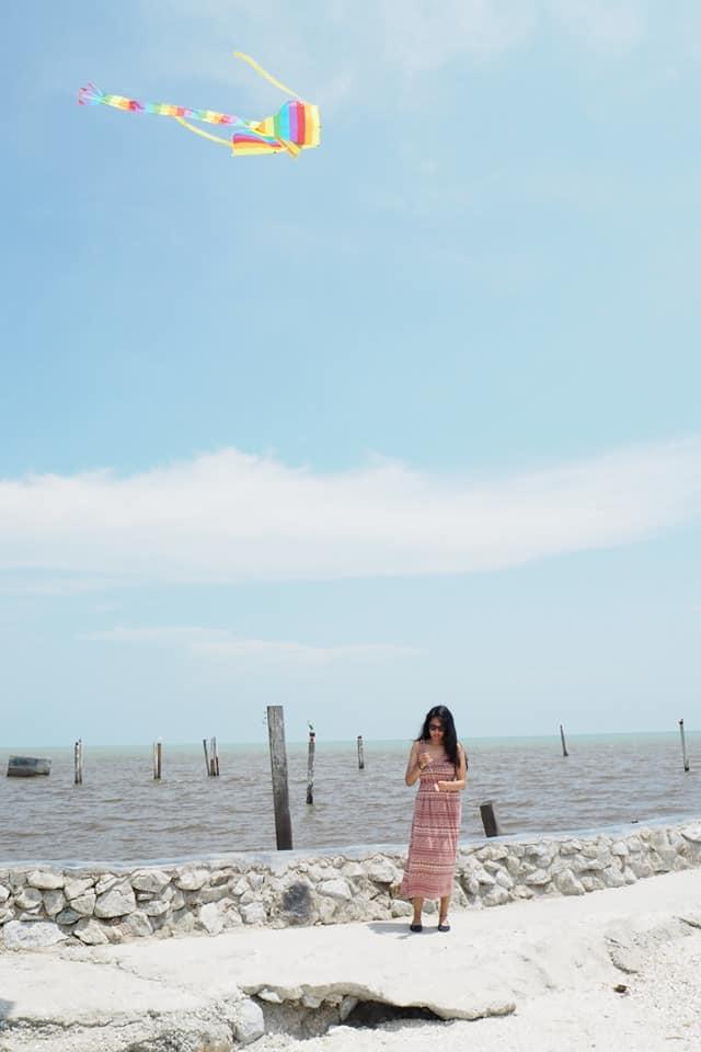 Redang Beach, Sekinchan | Ummi Goes Where?