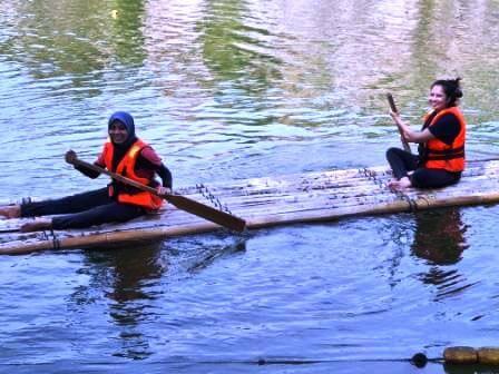 Rafting at Tadom Hill Resorts