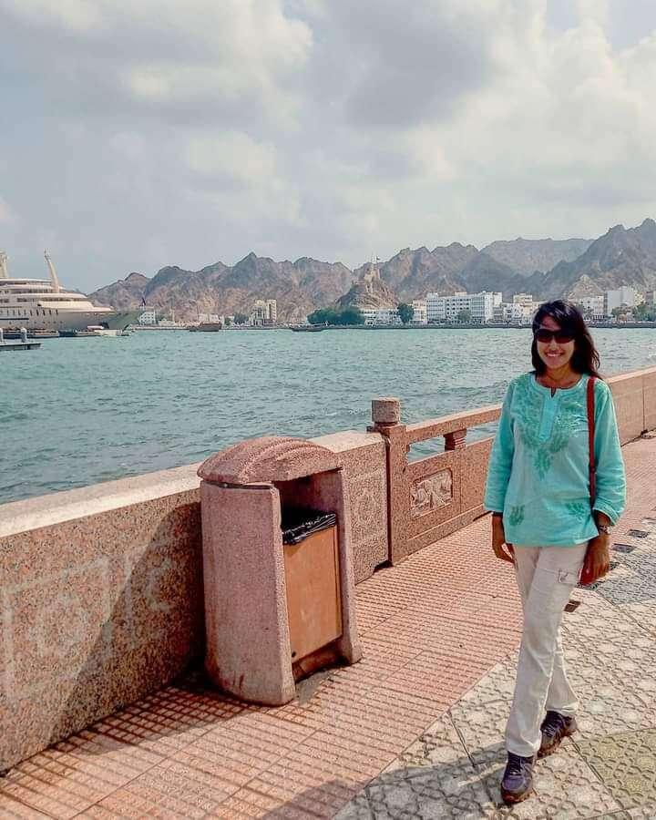 Mutrah Corniche Muscat Oman | Ummi Goes Where?