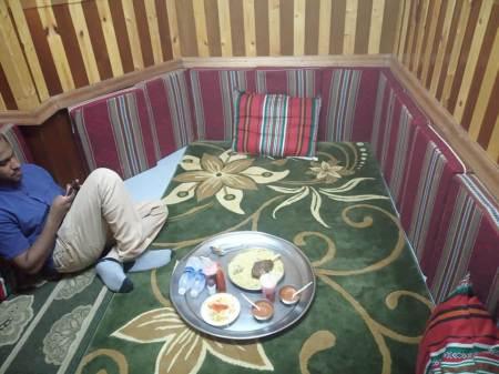 Oman dining