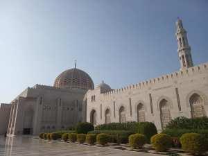 Sultan Qaboos Grand Mosque, Muscat   Ummi Goes Where?
