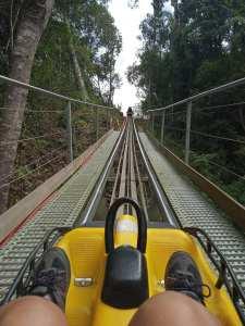 Datanla alpine coaster Dalat Vietnam | Ummi Goes Where?
