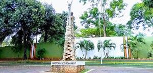 Uganda Independence Monument Kampala