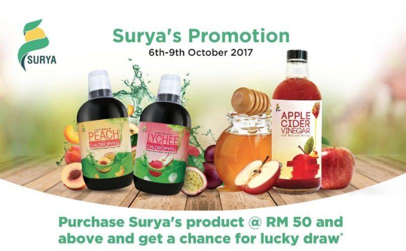 Surya Malaysia Di Pameran Health Week