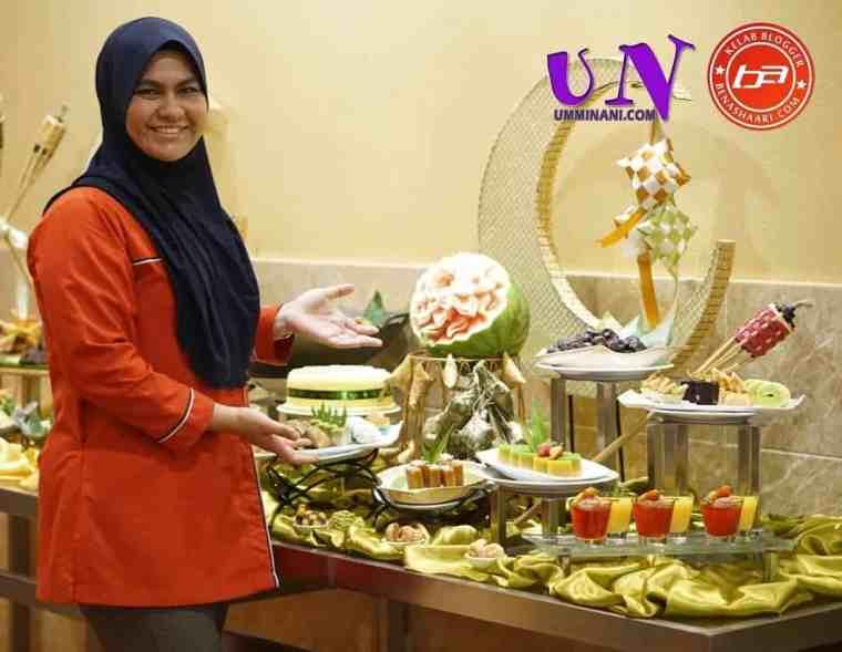 Buffet Ramadhan di Grand Seasons Hotel