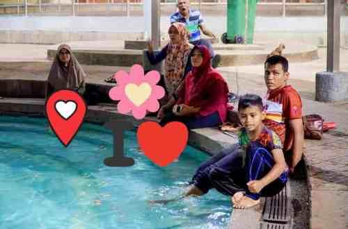 taman rekreasi air panas ulu lenggong baling oleh Umminani Blogger Review (6)