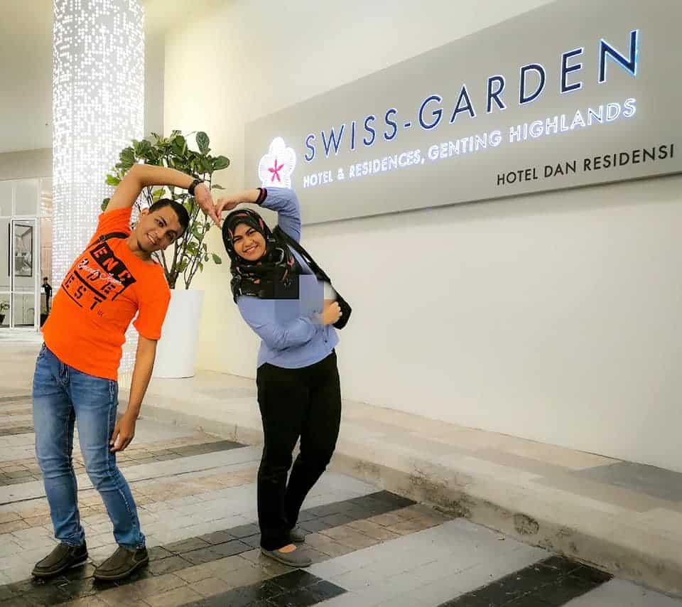 Bercuti di Swiss-Garden Hotel & Residences, Genting Highlands.
