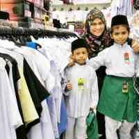 baju sekolah murah di Hari-hari