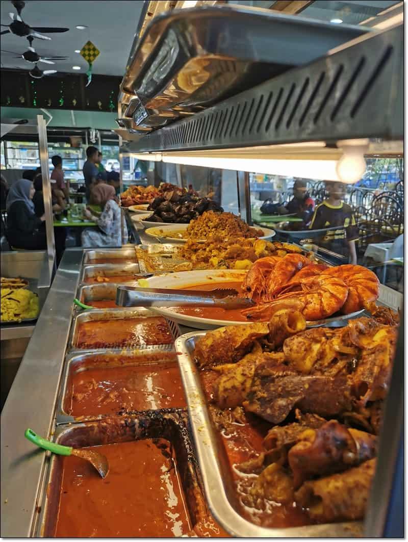 Nasi Lemak Royale Kedah
